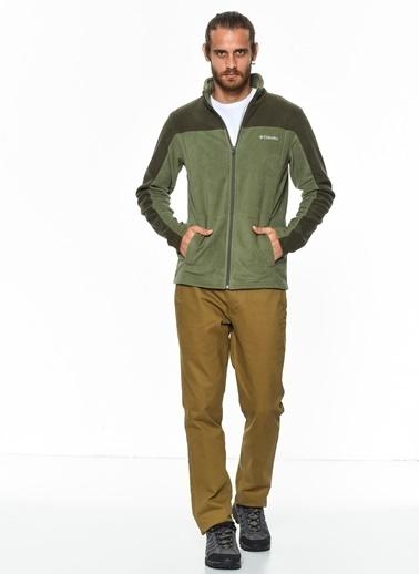 Columbia Polar Sweatshirt Yeşil
